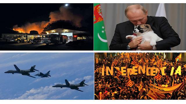Notícia Internacional - Quarta-feira, 11 de outubro.