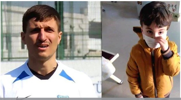 Turkish football player admits to ending his son's life due to Corona