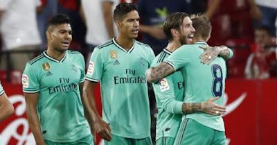 مشاهدة مباراة ريال مدريد وكلوب بروج
