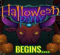 halloween party begins escape is another point and click room escape game developed by nsr games team the story of this game is to celebrate from the place