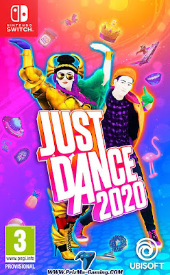 Just Dance 2020 Switch NSP XCI Download | PrizMa Gaming
