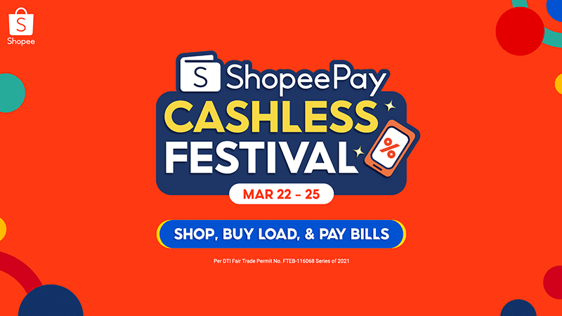 ShopeePay 4.4 Cashless Festival offer FREE shipping, PHP 1 deals, and more