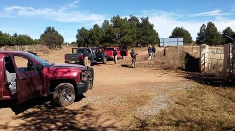 Tres jóvenes sicarios se mataron entre sí tras discutir por una mujer