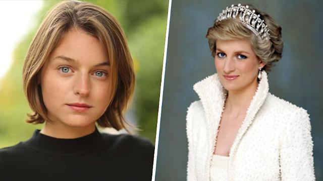 Ella será 'Lady Di' en cuarta temporada de 'The Crown'
