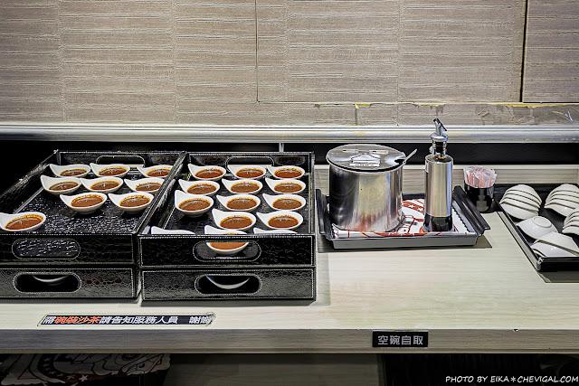 MG 9185 - 偈亭泡菜鍋,平均每鍋不到$200元,不僅附有冬粉與白飯,配料更是多到快要滿出來!