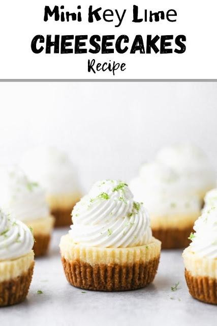 Mini Kеу Lіmе Cheesecakes Rесіре #Mini #Kеу #Lіmе #Cheesecakes #Rесіре Dessert Recipes Easy, Dessert Recipes Healthy, Dessert Recipes For A Crowd, Dessert Recipes Peach, Dessert Recipes Simple,