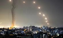 40 orang di Jalur Gaza dan Yerusalem tewas dalam pertempuran Hamas dan Israel