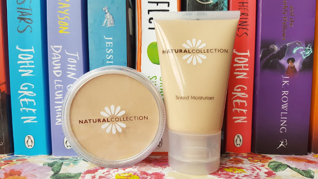 Beauty   Get Glowing with Natural Collection Cosmetics - Base