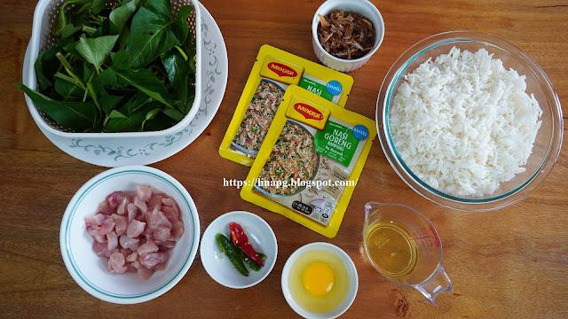 resepi nasi goreng kampung, nasi goreng kampung simple mudah dan sedap, maggi pes terhangat, maggi pes perencah nasi goreng kampung,maggi majika,nasi goreng sempoi, gerenti menjadi,maggi malaysia,