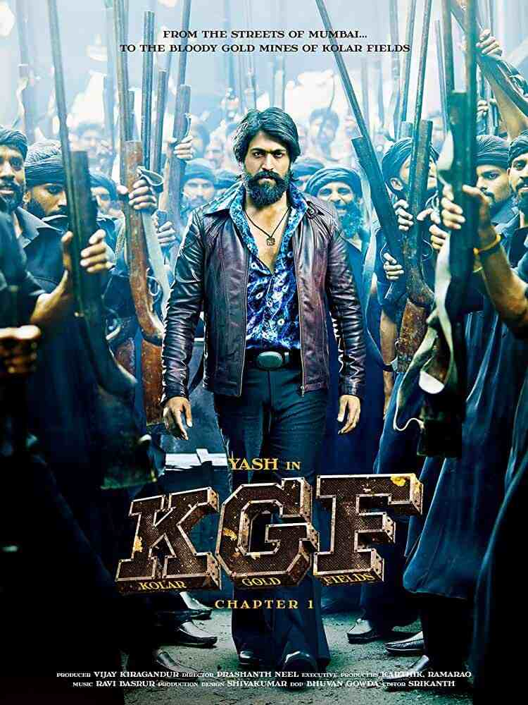 KGF: Chapter 1 (2018) Full Movie Download in Hindi 720p Bolly4u