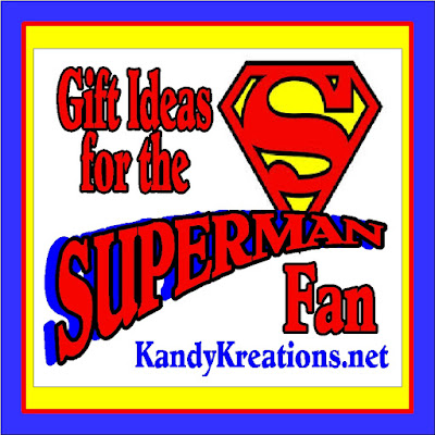The Man of Steel is welcome at Christmas or Birthdays anytime around here.  If you have a Superman fan in your home or on your gift list, check out these fun and unique Superman gift ideas that will leave you a Super gift giver anytime.