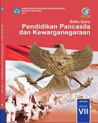 Buku PPKN Guru Kelas 7 k13 2017