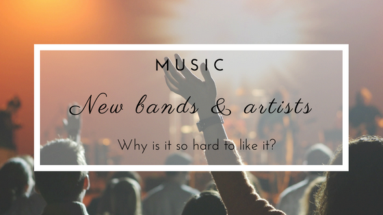 Is it a struggle to find new bands or artists to like? Do I get pickier with age? Find all about it on this new post about music, concerts and Spotify. Barbara Santos for www.portysdiary.com