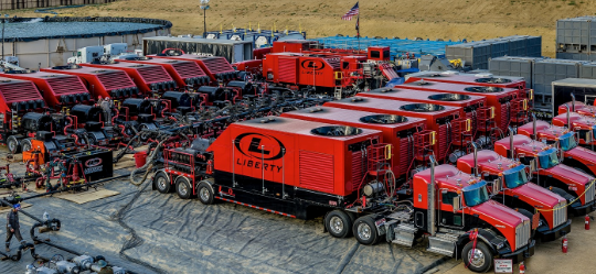 Liberty Oilfield Services Hiring Equipment Operators and Sand Haulers in TX, CO, ND. (Housing & Rotational seclude)