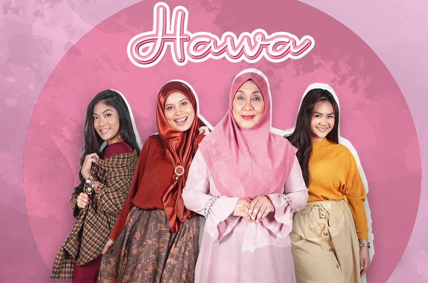 Drama Hawa Lakonan Nadiya Nisaa, Ruzana Ibrahim2