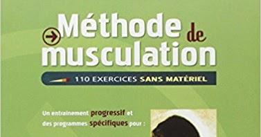 Mega Ebook Methode De Musculation 110 Exercices Sans Materiel En Pdf
