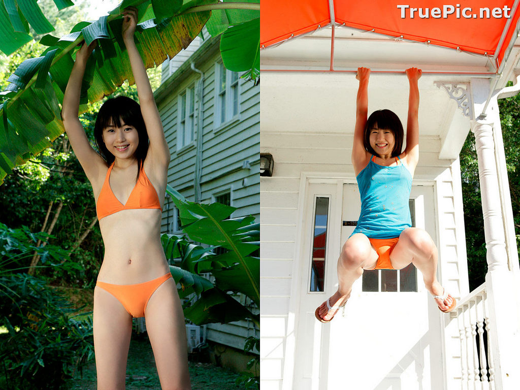 Image Japanese Actress and Gravure Idol - Chise Nakamura - Heroines Rest - TruePic.net - Picture-9
