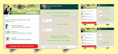 whatsapp shadi card | whatsapp themed wedding card | whatsapp शादी कार्ड कैसे बनाये | सीडीआर फाइल फ्री डाउनलोड | # AR GRAPHICS
