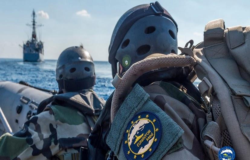 Επιχείρηση «Ειρήνη» για ακόμα δύο χρόνια στη Μεσόγειο