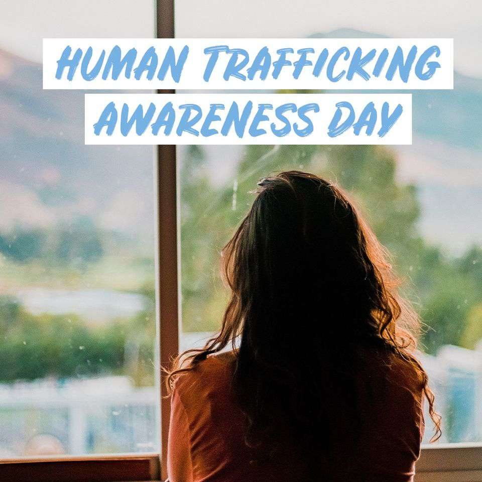 National Human Trafficking Awareness Day Wishes Awesome Images, Pictures, Photos, Wallpapers