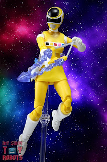 Power Rangers Lightning Collection In Space Yellow Ranger 02