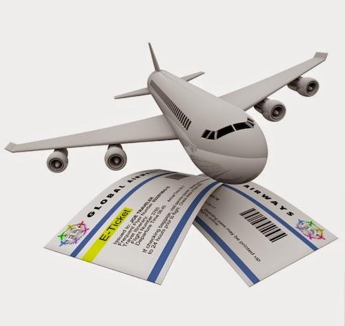 Tiket Pesawat dan Voucer Hotel