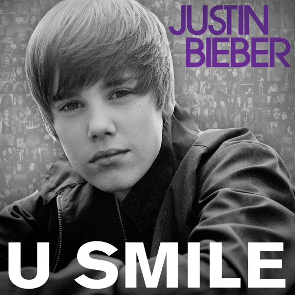Justin Bieber - U Smile - Single Cover