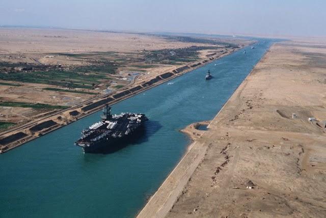 Crisis del Canal de Suez (1956), cuando el «Tercer Mundo» dio jaque mate al viejo imperialismo europeo