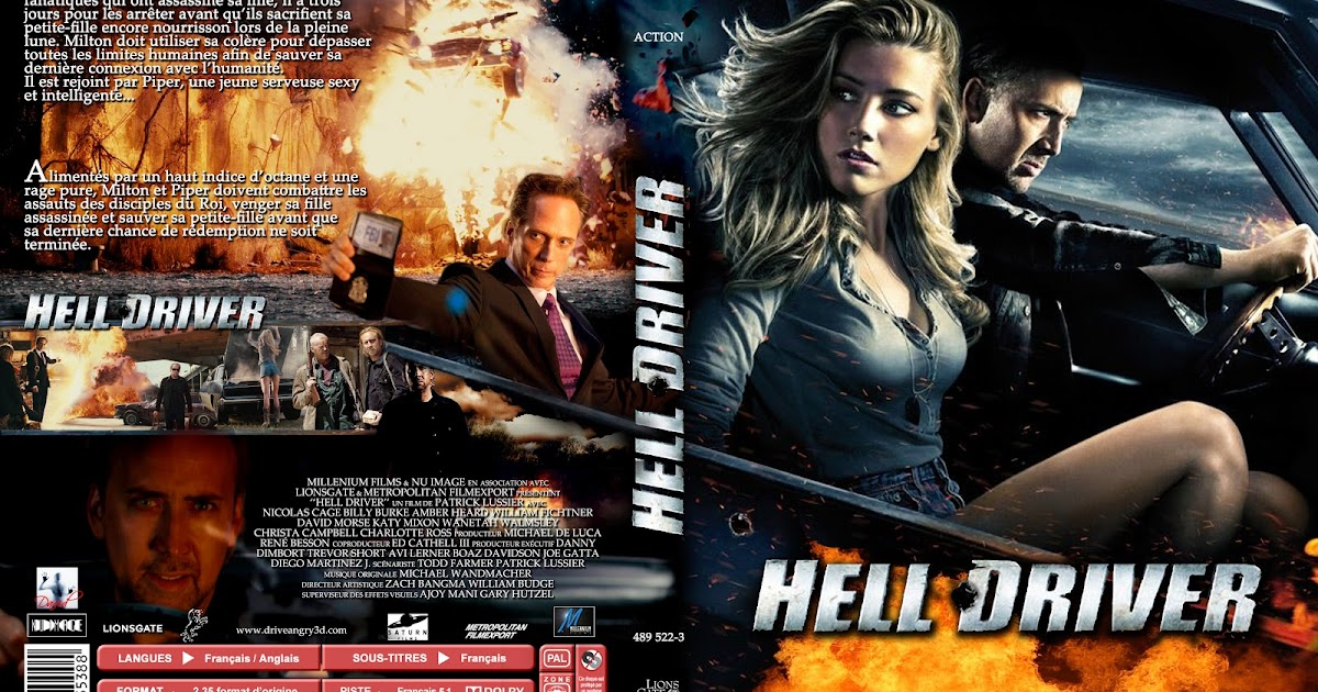 JAQUETTE DVD DE HELL DRIVERS FOR MAC