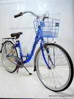 3 City Bike UNITED CLEOPATRA Alloy Frame 26 Inci