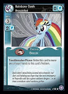 My Little Pony Rainbow Dash, Breeziefied The Crystal Games CCG Card