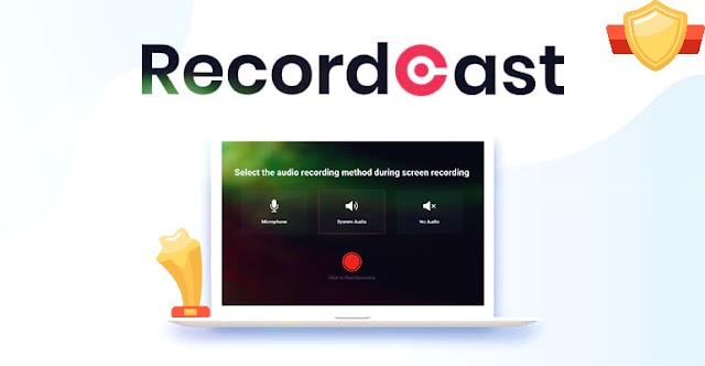 تصوير شاشة فيديو الكمبيوتر اون لاين بدون برامج