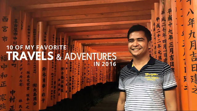 10 of my favorite travels and adventures in 2016