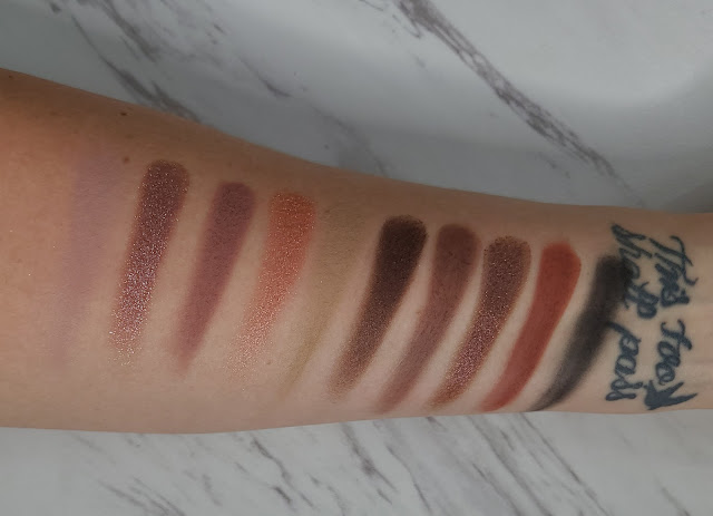 Review: Morphe x Madison Beer Channel Surfing Artistry Palette