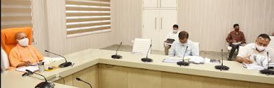 अयोध्या को सोलर सिटी के रूप में विकसित किए जाने की आवश्यकता -मुख्यमंत्री योगी