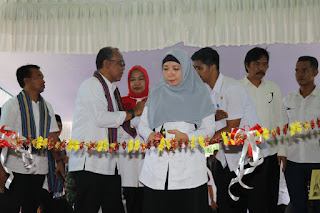 Wagub NTB Resmikan Tiga Gedung Penunjang SMKPP Negeri Mataram