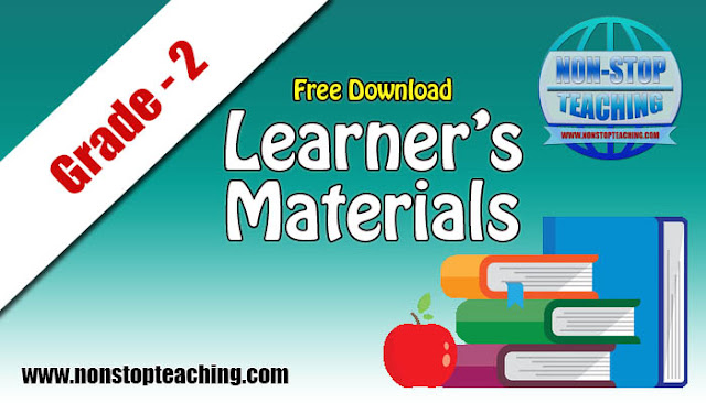Grade 2 Learner's Materials