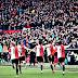 Feyenoord bateu o PSV para ficar mais perto da taça