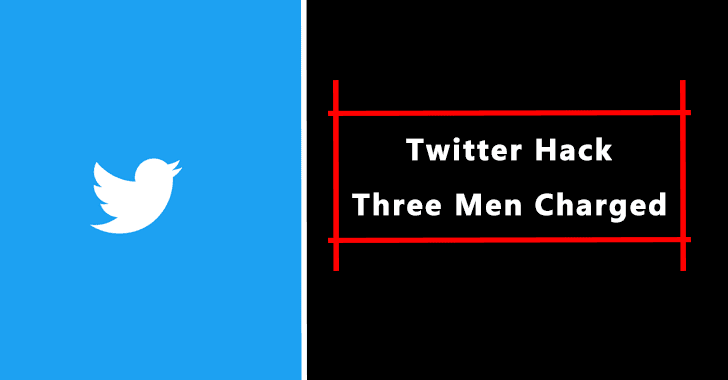 Three Men Charged in Connection with the Infamous Twitter Hack