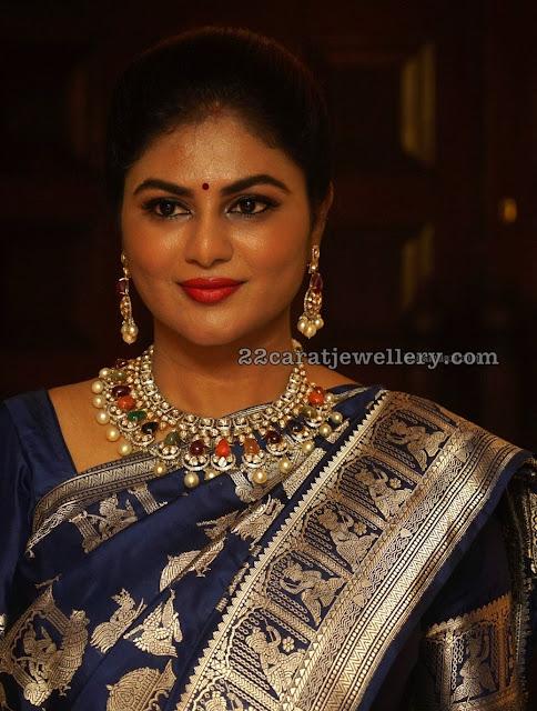 Shailaja Reddy Navaratan Choker