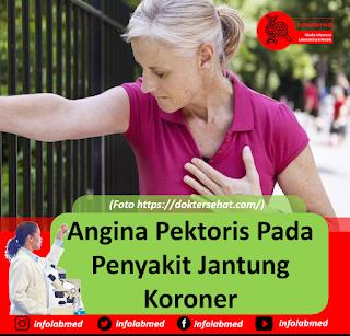 Angina Pektoris Pada Penyakit Jantung Koroner