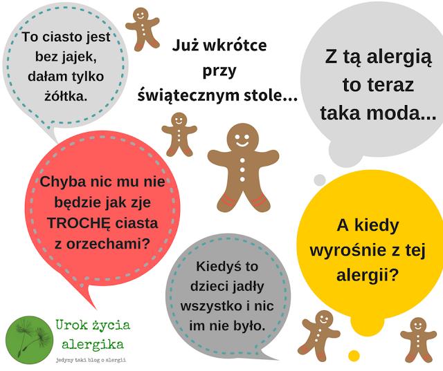 Alergia dowcipy