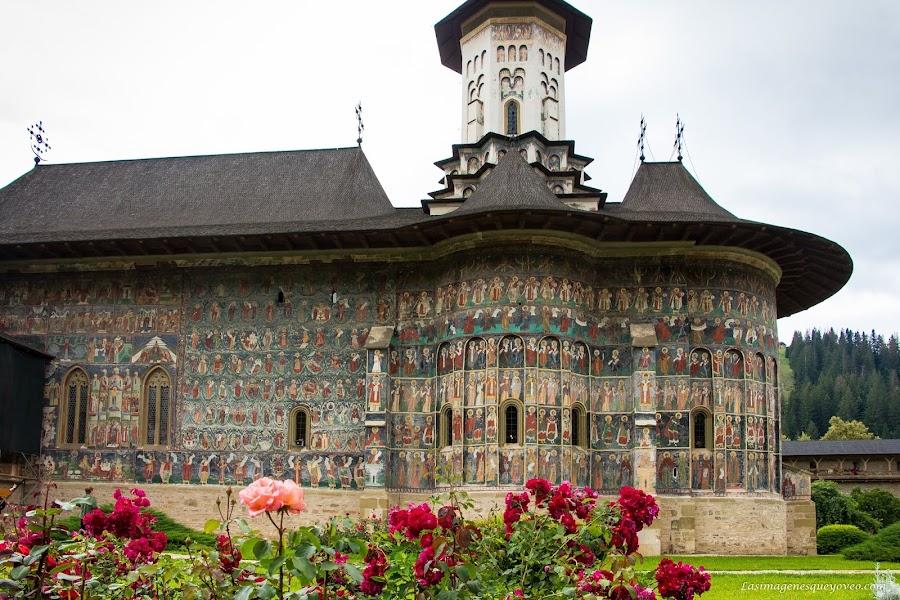 Rumanía. Región de Bucovina