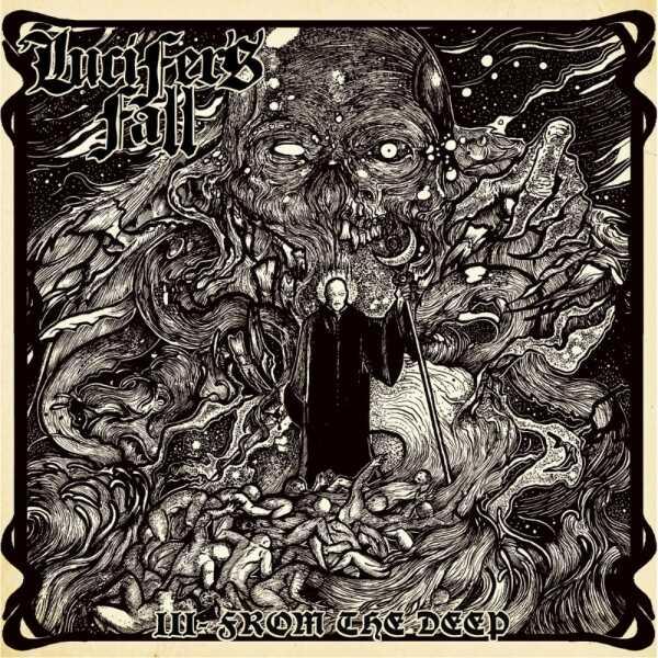 """Ο δίσκος των Lucifer's Fall """"III - From the Deep"""""""
