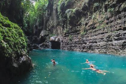 Info Wisata Green Canyon Pangandaran | Operator Body Rafting Guha Bau