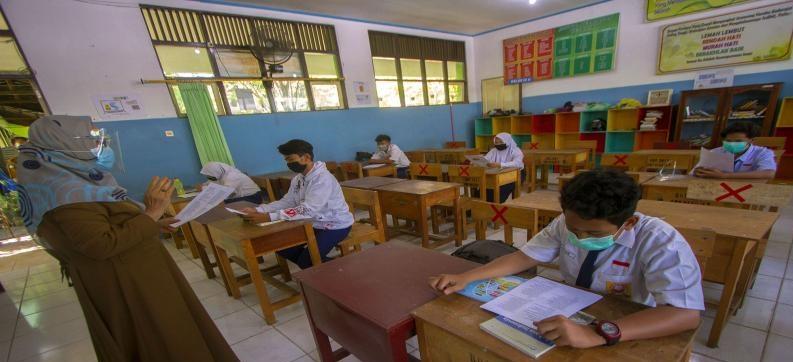 Sekolah Tatap Muka di Kabupaten Bekasi direncanakan Mulai Juli 2021