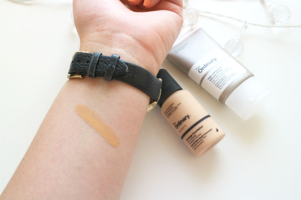 The Ordinary Coverage Foundation in 2.0P | The Beauty is a Beast
