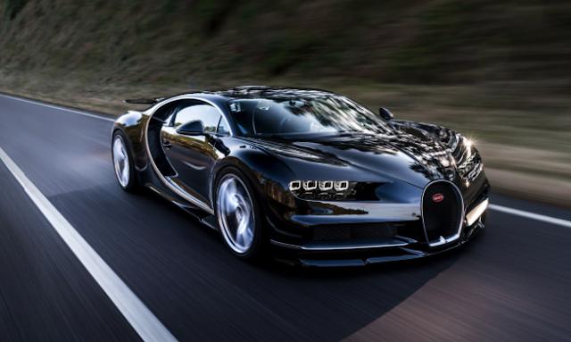 2017 Bugatti Chiron Review