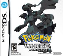 Pokémon White ( BR ) [ NDS ]
