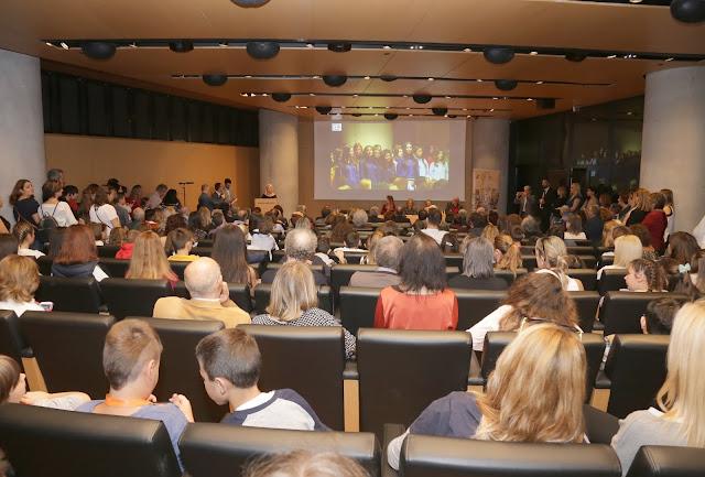 """Η """"Απέραντη αγάπη"""" του 1ου ΕΠΑΛ και 1ου ΕΚ Άργους κέρδισε και τον σκηνοθέτη Παντελή Βούλγαρη (βίντεο)"""
